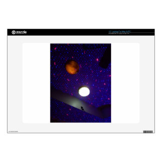 Space Ceiling Decal For Laptop