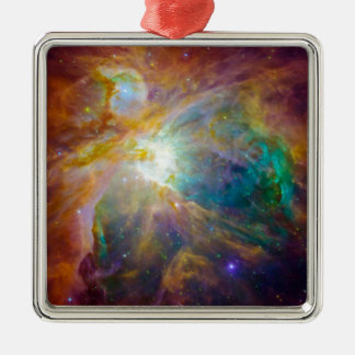 Space - Chaos in Orion Metal Ornament