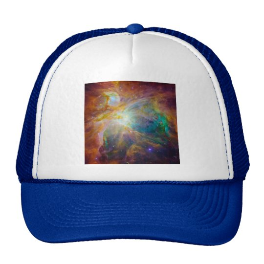 Space - Chaos in Orion Trucker Hat