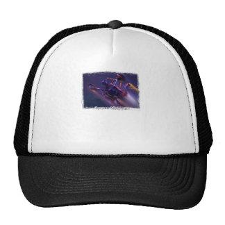 Space Chopper Trucker Hat