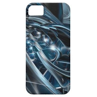 Space Chrome iPhone SE/5/5s Case
