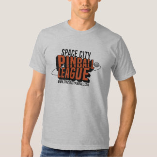 Space City Pinball League T-Shirt