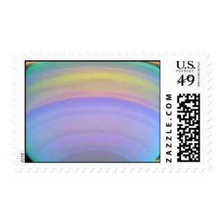 Space Close up Postage