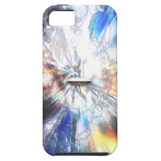 Space Clouds Craft iPhone SE/5/5s Case