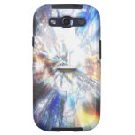 Space Clouds Craft Samsung Galaxy S3 Cases