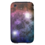 Space Clouds iPhone 3 Tough Covers