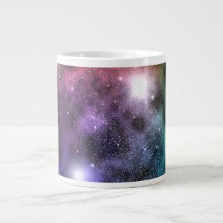 Space Clouds Large Coffee Mug