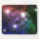 Space Clouds Mousepad