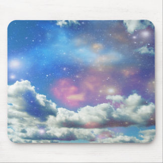 Space Clouds Mousepads