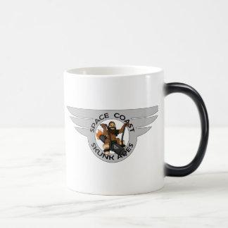 Space Coast Skunk Ape TwoTone Mug
