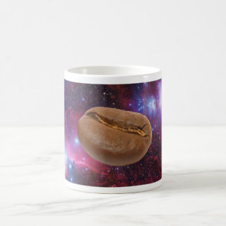 Space CoffeeBean Mug