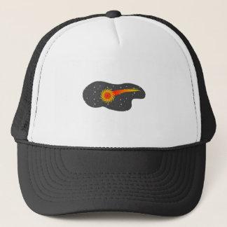 Space Comet Trucker Hat