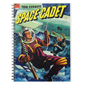 Space Comic Notebook