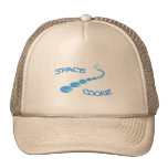 Space Cookie Frisbee Trucker Hat