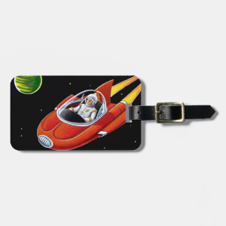 SPACE COUPE BAG TAG