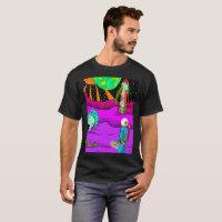 Space Crash T-shirt2 T-Shirt