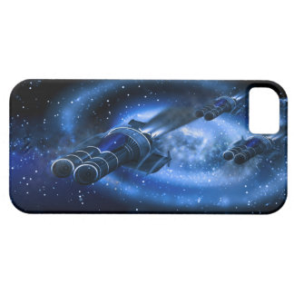 Space Cruiser iPhone SE/5/5s Case