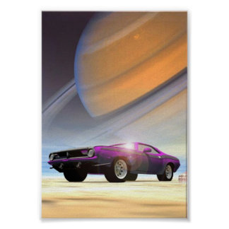 Space Cuda Posters