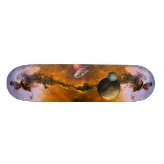 Space Custom Skateboard