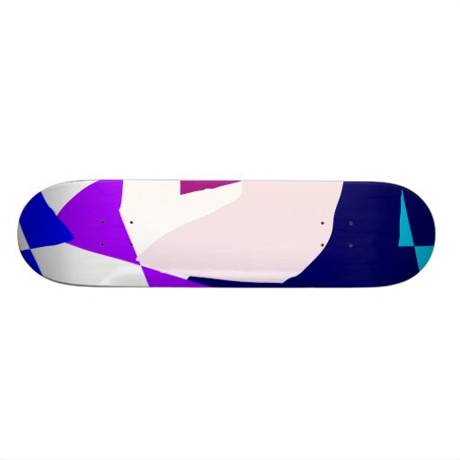 Space Debris 200 Light Years Away from the Earth Skate Deck