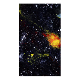SPACE (design 13)  ~.jpg Double-Sided Standard Business Cards (Pack Of 100)