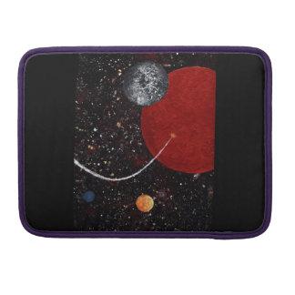 SPACE (design 15) ~ MacBook sleeve Sleeves For MacBooks