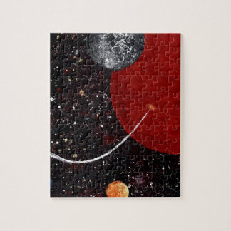 SPACE design 15 Jigsaw Puzzle