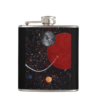 SPACE (design 15) ~ small flask