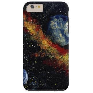 SPACE (design 16) - Tough iPhone 6 Plus Case
