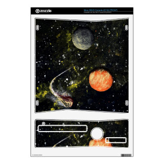 SPACE (design 17) ~.jpg Skins For Xbox 360 S