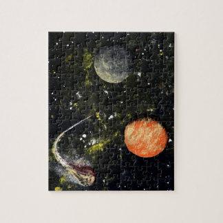 SPACE design 17 Puzzles