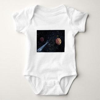 SPACE (design 23) Baby Bodysuit