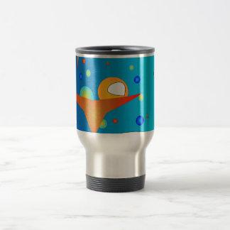 Space Design ArtisticTravel Commuter Mug