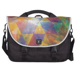 Space Design Laptop Bag