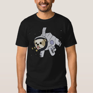 Space Dog T Shirt