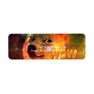 space - doge - shibe - wow doge label