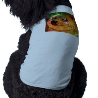 space - doge - shibe - wow doge tee