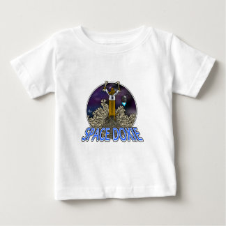 Space Doxie Gear Baby T-Shirt