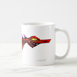 Space Dragon - Template Image Coffee Mug