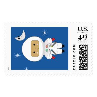 Space Dude Kawaii, $0.49 (1st Class 1oz) Postage
