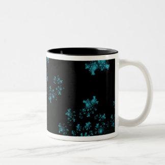 Space Dust Two-Tone Coffee Mug