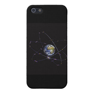 Space, Earth, Satellites Iphone Case! iPhone 5 Cases