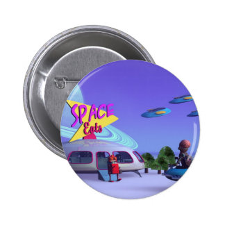 Space Eats Cafe Button