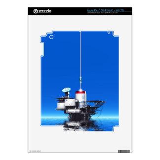 Space Elevator iPad 3 Skin