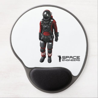 Space Engineers Gel Mousepad White Astronaut