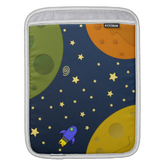 Space exploration sleeve for iPads