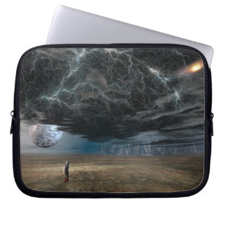 Space Exploration Laptop Sleeve