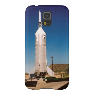 Space Exploration Rocket Galaxy S5 Covers