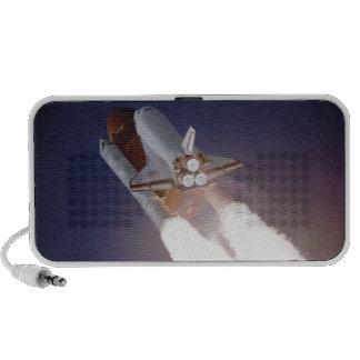 Space exploration Vintage Speakers iPhone Speaker