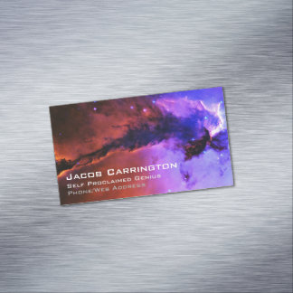 Space Fairy Magnetic Business Card